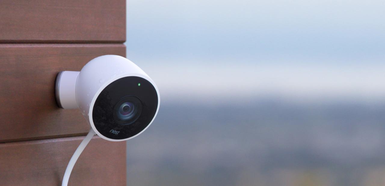 VM Elektro Nest camerabewaking