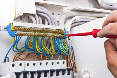 elektriciteitswerken vm elektro deinze